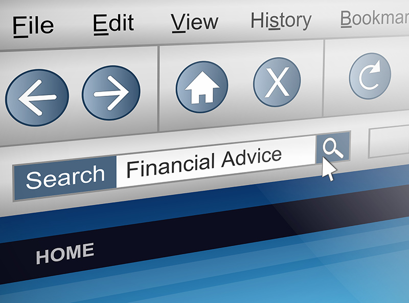 Financial Advisor Marketing Search Engine