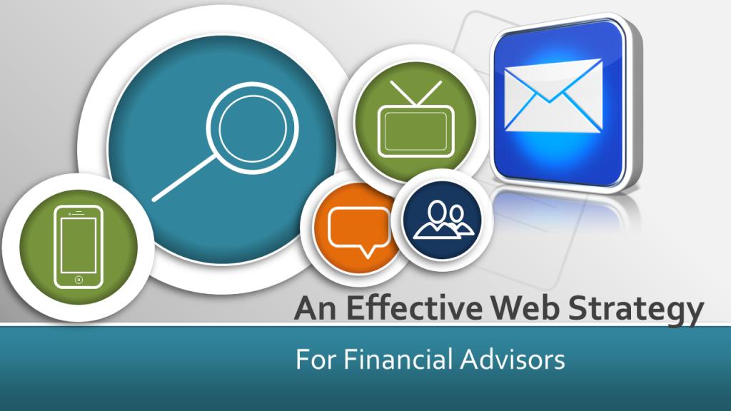 Financial Advisor Web Strategy
