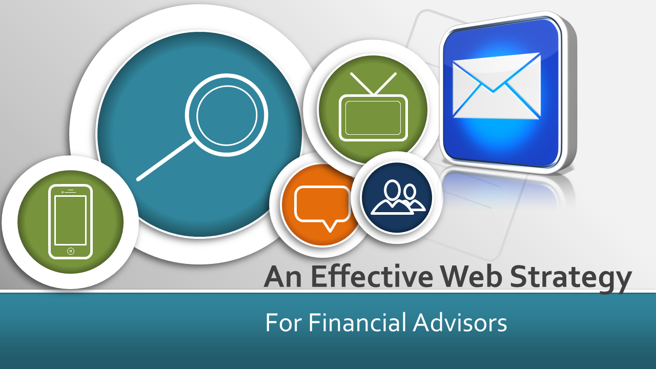 Financial Advisor Web Strategy