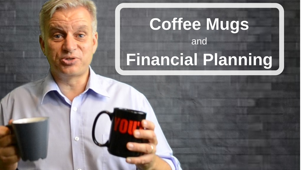 Coffee Mugs and Financial Planning Image